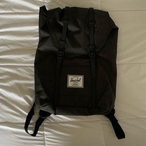 Herschel Retreat Backpack (Black)